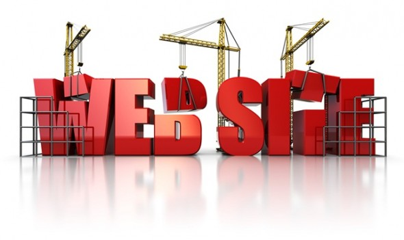 Website Letters Under Construction