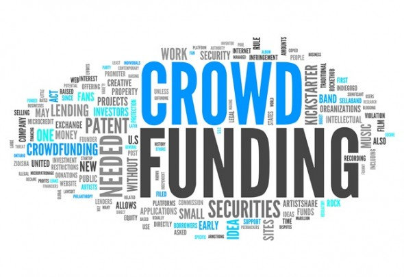 Crowdfunding is alternative financing for small businesses