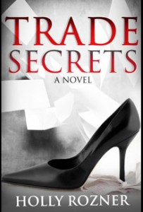 Holly Rozner Author of TradeSecrets