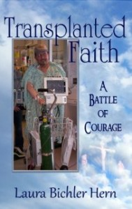 Laura B Hern Author of Transplanted Faith