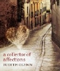 Judith Glynn Book Cover 'A Collector of Affections'
