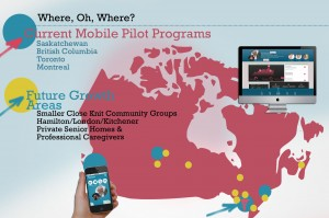 MobiCare Pilot Program all over Canada