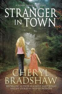 Stranger inTown by Cheryl Bradshaw