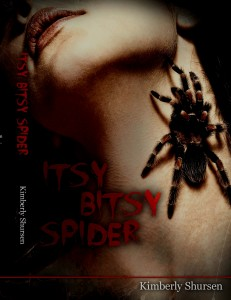 Kimberly Shursen Author of Itsy Bitsy Spider