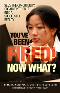 Author Tonia Askins 'You've Been Fired Now What'