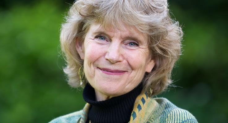Author Mary O'Malley