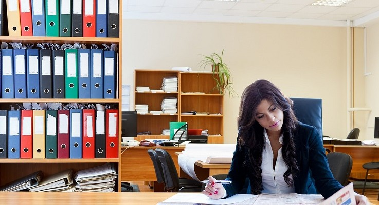7 Life Hacks to Keep Your Office Tidy and Organized